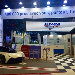 Le CNPA au Mondial de l'automobile 2016